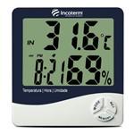 Termo-higrômetro Digital com Máxima e Mínima Incoterm Th50