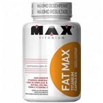 Ficha técnica e caractérísticas do produto Termogênico Fat Max - Max Titanium - 120 Cápsulas