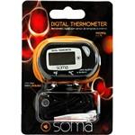 Ficha técnica e caractérísticas do produto Termômetro Digital Soma com Sensor de Temperatura - Soma