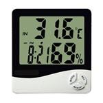 Ficha técnica e caractérísticas do produto Termômetro Termo-Higrômetro Digital Th50 Temperatura e Umidade Interna - Incoterm