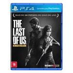 Ficha técnica e caractérísticas do produto The Last Of Us Remasterizado - Ps4