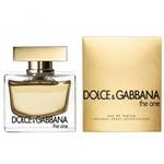 Ficha técnica e caractérísticas do produto The One By Dolce Gabbana Eau de Parfum Feminino 50 Ml - Dolce Gabbana