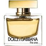 Ficha técnica e caractérísticas do produto The One Eau de Parfum Feminino Dolce Gabbana 75ml - Dolce & Gabbana