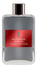 Ficha técnica e caractérísticas do produto The Secret Temptation Antonio Banderas Perfume Masculino - Eau de Toilette 200ml