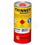 Ficha técnica e caractérísticas do produto Thinner 8100 Natrielli 0,9L