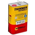 Ficha técnica e caractérísticas do produto Thinner 8100 Natrielli 5L