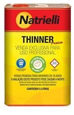 Ficha técnica e caractérísticas do produto Thinner Natrielli 8116 5 Litros