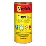 Ficha técnica e caractérísticas do produto Thinner Natrielli 8137 0,9 Litro