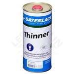 Ficha técnica e caractérísticas do produto Thinner Sayerlack 0,9L