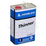 Ficha técnica e caractérísticas do produto Thinner Sayerlack 5L