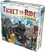 Ficha técnica e caractérísticas do produto Ticket To Ride Europa