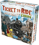 Ficha técnica e caractérísticas do produto Ticket To Ride: Europa