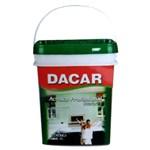Ficha técnica e caractérísticas do produto Tinta Acrílica Dacar Fosco Profissional 18 L Branco