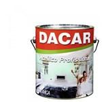 Ficha técnica e caractérísticas do produto Tinta Acrílica Dacar Fosco Profissional 3,6 L Branco