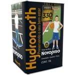 Tinta Acrílica Fosca Premium Novo Piso Cinza 18L Hydronorth