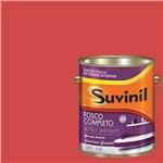 Ficha técnica e caractérísticas do produto Tinta Acrilica Fosca Premium Suvinil Romã 3,6L.
