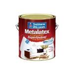 Tinta Acrílica Metalatex Requinte Super Lavável Erva Doce 3,6 Litros