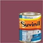 Ficha técnica e caractérísticas do produto Tinta Acrilica Semi Brilho Premium Suvinil Vinho Tinto 900Ml.