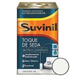 Ficha técnica e caractérísticas do produto Tinta Acrílica Toque de Seda 18 Litros Branco Neve - 53422342 - SUVINIL