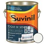 Ficha técnica e caractérísticas do produto Tinta Acrílica Toque de Seda Branco Neve 3,6 Litros - 53422448 - SUVINIL