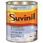 Ficha técnica e caractérísticas do produto Tinta Epóxi 0,9lts Acetinado Banheiro/Cozinha B. Agua Bco Suvinil