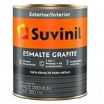 Ficha técnica e caractérísticas do produto Tinta Esmalte Grafite Claro 900ml Suvinil
