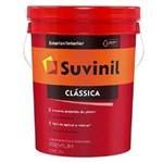 Ficha técnica e caractérísticas do produto Tinta Látex Fosco Clássica Maxx Premium Branco Neve 20L Suvinil