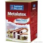 Tinta Látex Metalátex Acrílica 18L Bianco Sereno Sherwin Williams