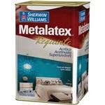 Ficha técnica e caractérísticas do produto Tinta Metalatex Superlavável Acrílica 18L Sherwin Williams Sherwin Willians