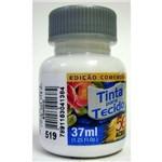 Ficha técnica e caractérísticas do produto Tinta para Tecido 37ml Fosca - 519 Branco Acrilex