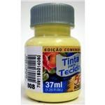Tinta para Tecido 37ml Fosca - 808 Amarelo Bebê Acrilex