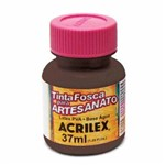 Tinta para Tecido Acrilex 37ml Caqui 986