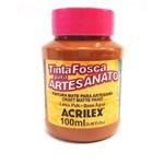Ficha técnica e caractérísticas do produto Tinta PVA Fosca para Artesanato 100ml 531 Marrom - Acrilex 996495