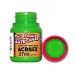 Ficha técnica e caractérísticas do produto Tinta Pva Plástica 37ml Verde Folha 510 Acrilex