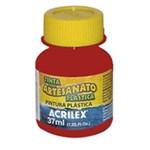 Ficha técnica e caractérísticas do produto Tinta Pva Plástica 37ml Vermelho Escarlate 508 Acrilex