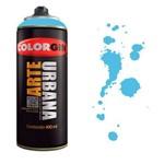 Ficha técnica e caractérísticas do produto Tinta Spray Arte Urbana Colorgin 400ml Azul Celeste - 965