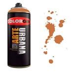 Tinta Spray Arte Urbana Colorgin 400ml Madeira - 951