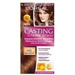 Ficha técnica e caractérísticas do produto Tintura Casting Creme Gloss - 734 Mel Dourado