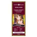 Ficha técnica e caractérísticas do produto Tintura Creme Henna Surya Chocolate 70Ml