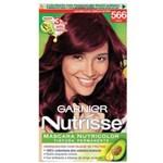 Ficha técnica e caractérísticas do produto Tintura Garnier Nutrísse - 566 Castanho Claro Vermelho Intenso - Vinho
