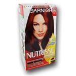 Ficha técnica e caractérísticas do produto Tintura Nutrisse 5562 Castanho Claro Vermelho Irisado - Garnier