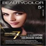 Ficha técnica e caractérísticas do produto Tintura Permanente Beauty Color 5.0 Castanho Claro