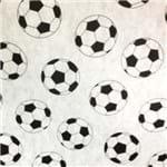 Ficha técnica e caractérísticas do produto TNT Bola Futebol - Branco com Preto - Metro