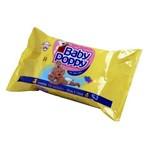 Toalhas Umedecidas Baby Poppy 100 Unidades