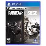Ficha técnica e caractérísticas do produto Tom Clancy'S Rainbow Six Siege Ps4