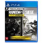 Ficha técnica e caractérísticas do produto Tom Clancys Rainbow Six Siege ( Edição Avançada) - PS4 - Ubisoft