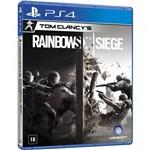 Ficha técnica e caractérísticas do produto Tom Clancys Rainbow Six Siege - PS4 - Ubisoft