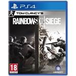 Ficha técnica e caractérísticas do produto Jogo Tom Clancys Rainbow Six: Siege - PS4