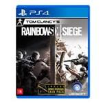 Ficha técnica e caractérísticas do produto Tom Clancys: Rainbow Six Siege - PS4