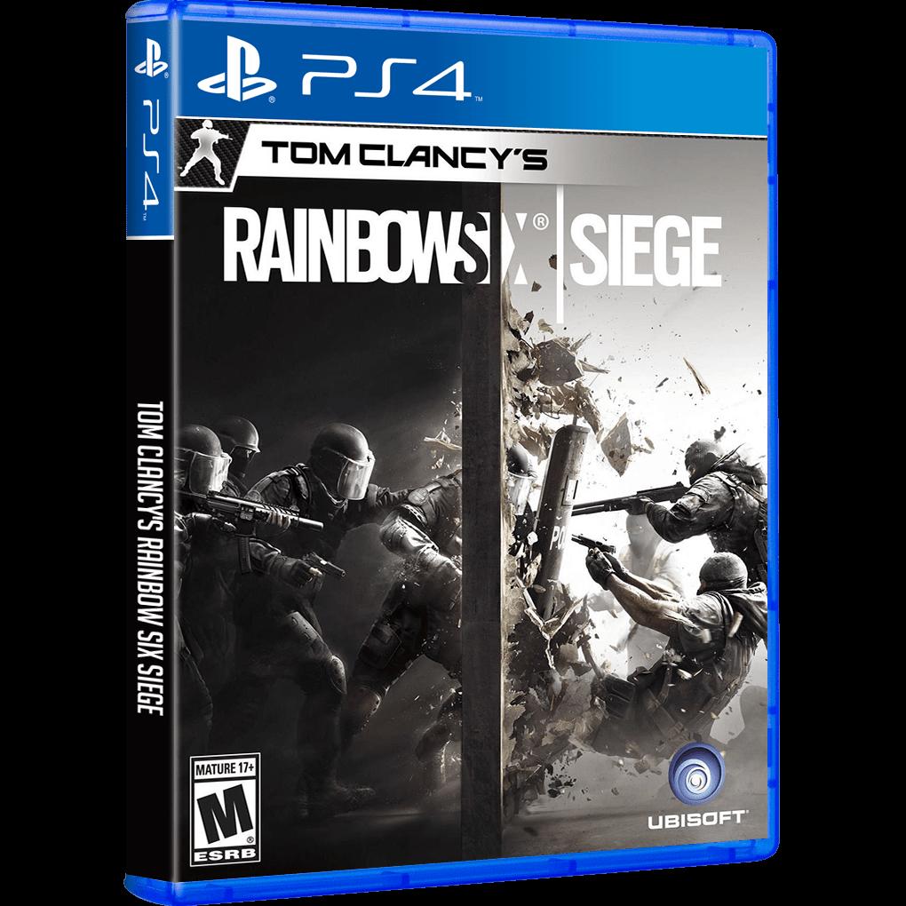 Ficha técnica e caractérísticas do produto Tom Clancy's Rainbow Six Siege - PS4